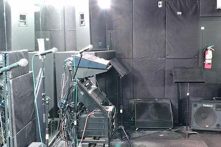Room A Rehearsal Room Angle 8