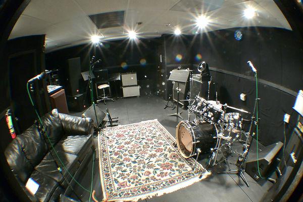 Skybox Rehearsal Room Angle 3