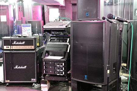 Room E Rehearsal Room Angle 1