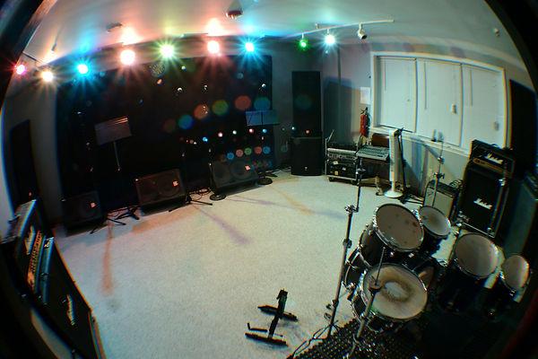 Screening Room Rehearsal Room Angle 3