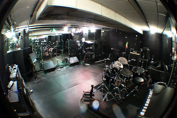 Room A Rehearsal Room Angle 5