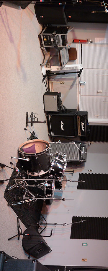 Screening Room Rehearsal Room Top Picture