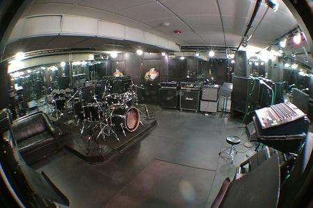 Room A Rehearsal Room Angle 1