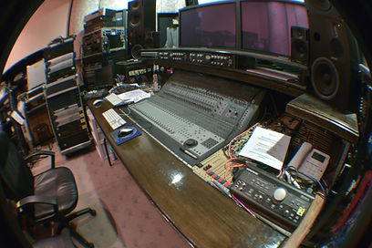 Platinum A Control Room