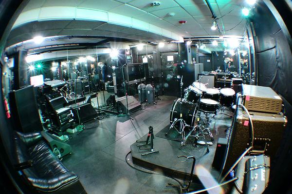 Room B Rehearsal Room Angle 5