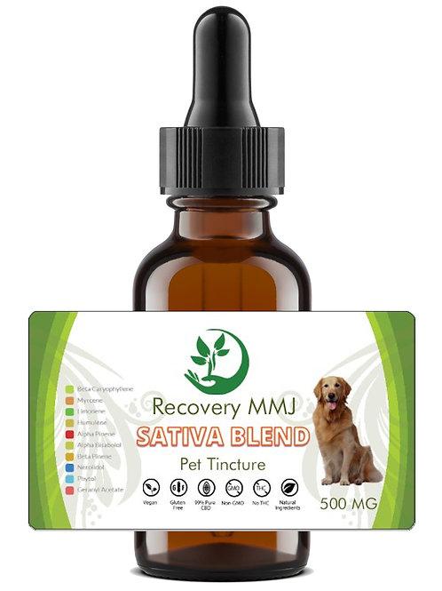Sativa Blend Tincture (Large Dog)