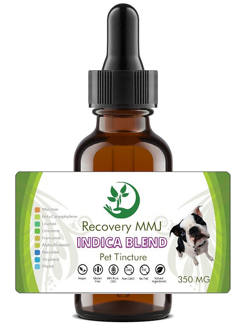 Indica Blend Tincture (Small Dog)