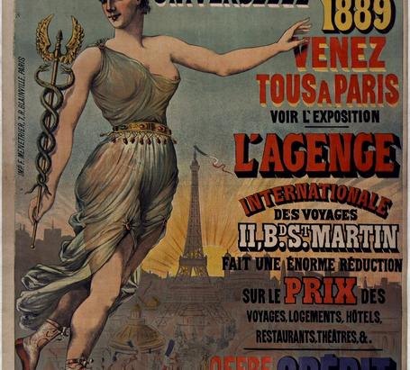 14.  1889:  The Volpini Exhibition
