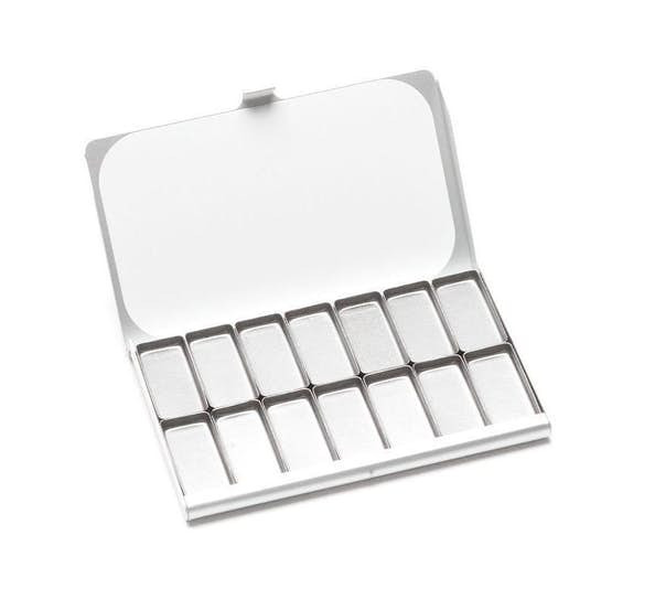 perfect travel compact watercolor palette