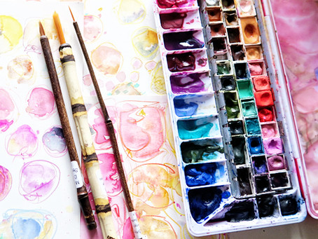 Best Watercolor Palette & Brushes of 2020