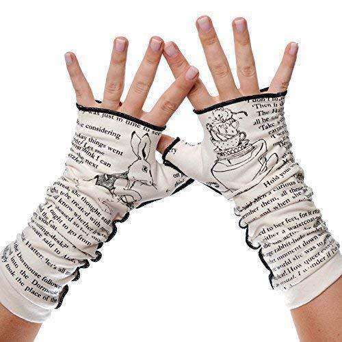 writing gloves fingerless gloves