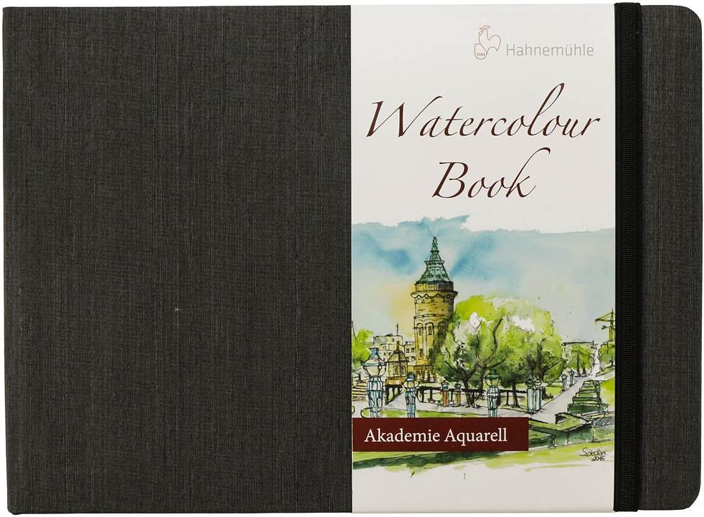Hahnemühle watercolor sketchbook