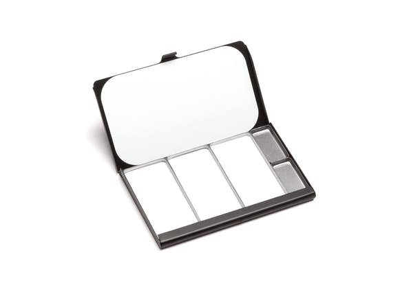 travel perfect compact watercolor palette
