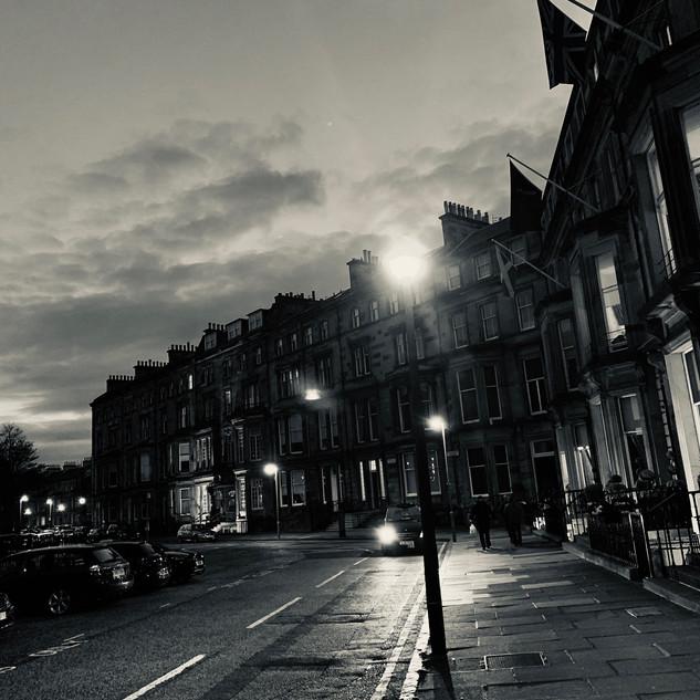 Edinburgh Noir