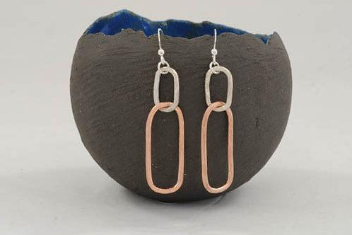 Boucles doubles anneaux