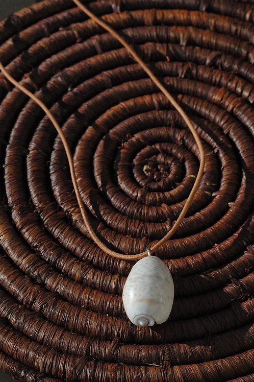 Sautoir coquillage nature