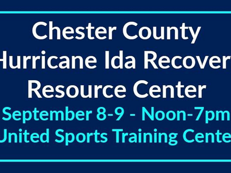Tropical Storm Ida Recovery Resources