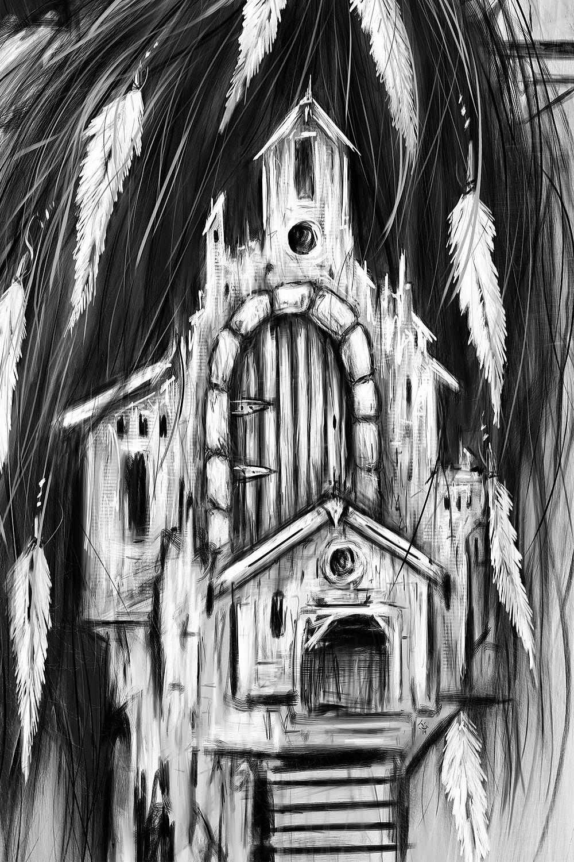 Old Castle Detail