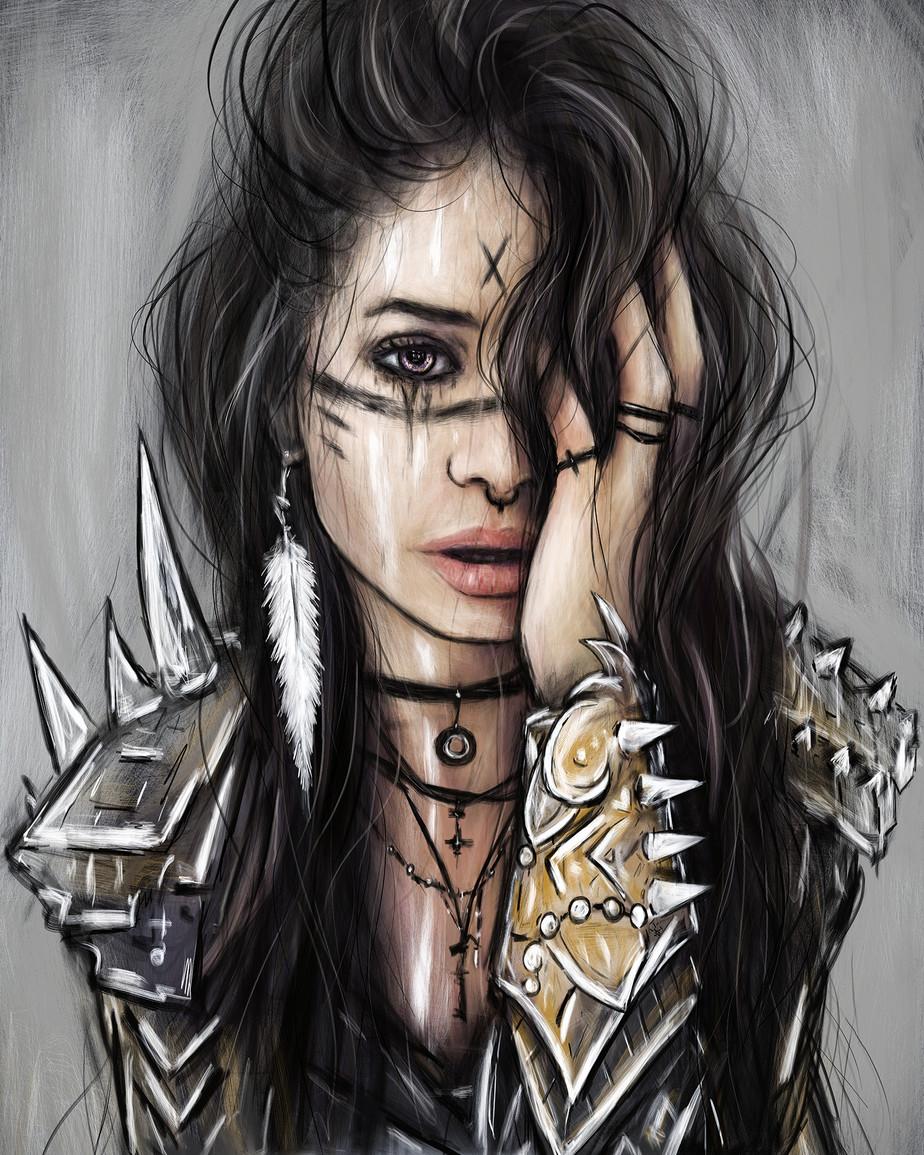 Knowing: A Gothic Portrait