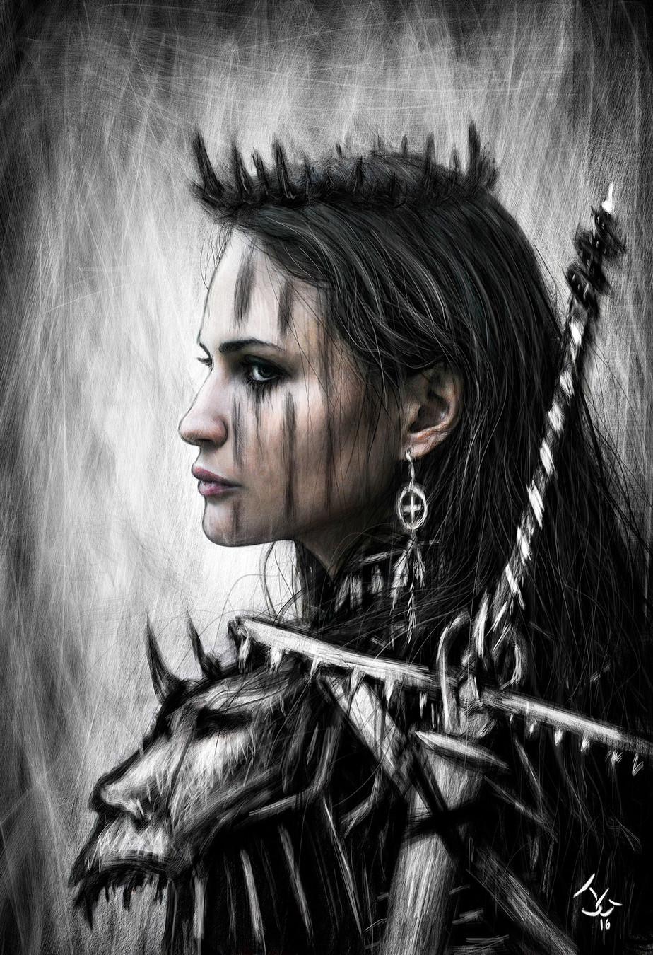 Haunted: Dark Fantasy Artwork