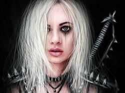Sword in the Dark: A Gothic Warrior