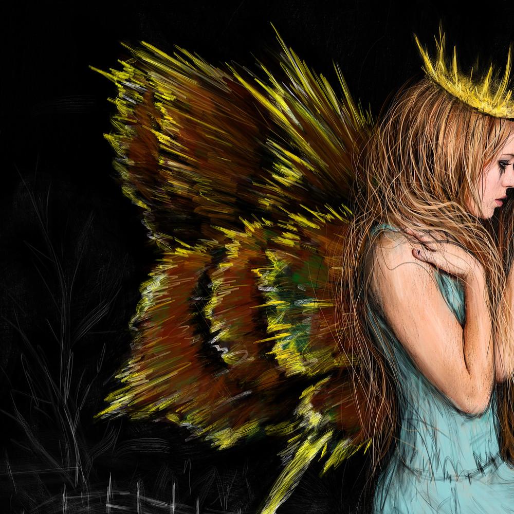 Fairy Wings Detail