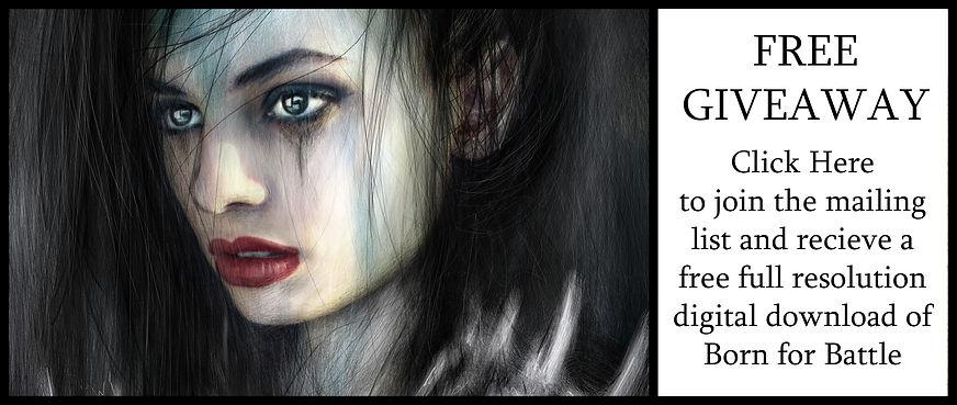 Free giveaway digital artwork