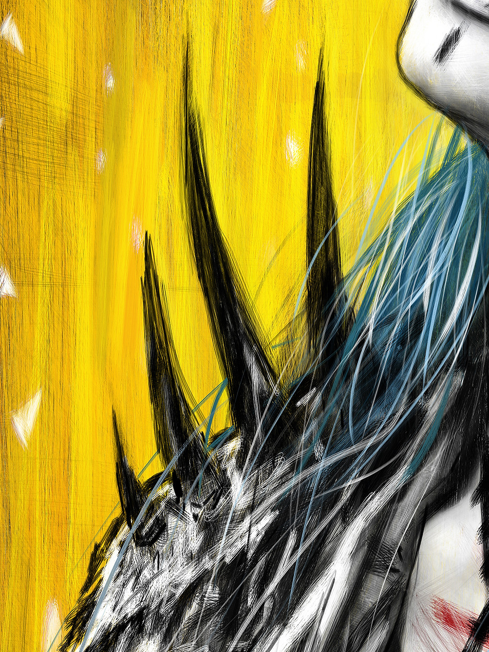Digital Art Detail
