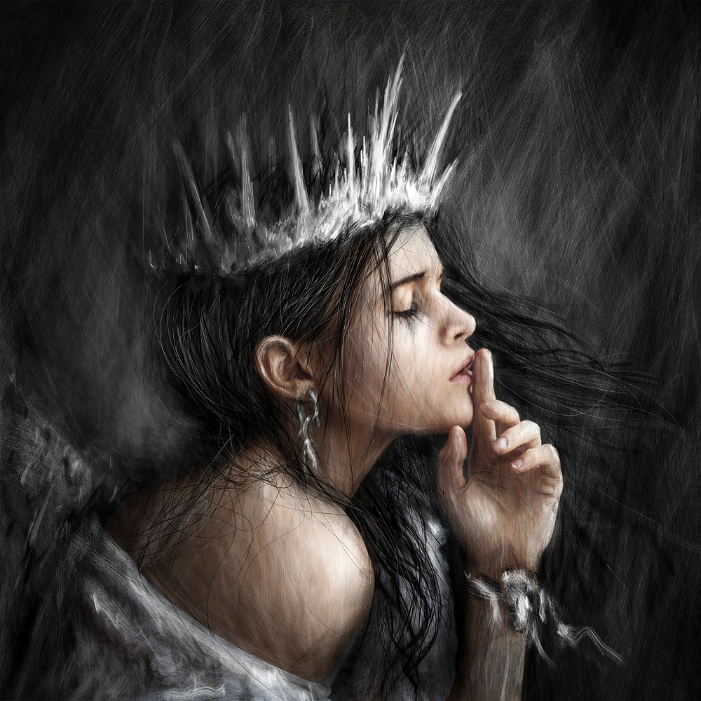 Queen of Secrets by Justin Gedak