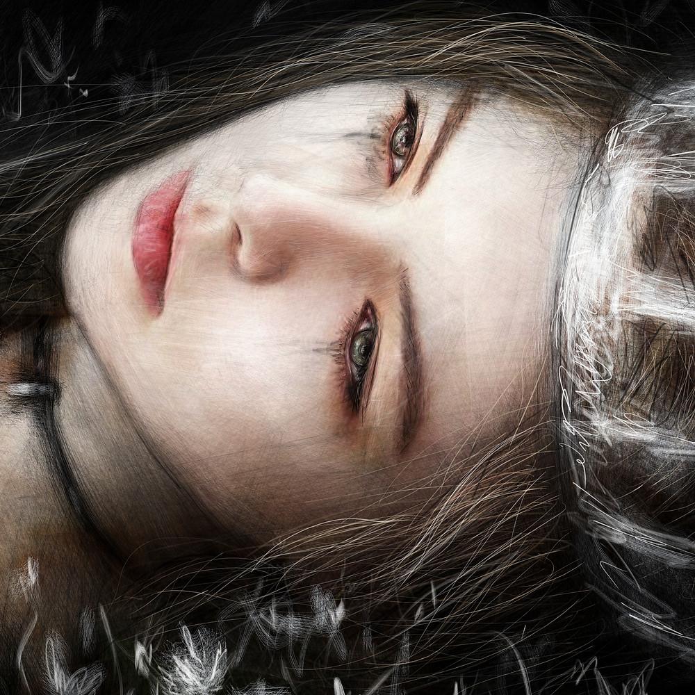 Digital portrait painting with Corel Painter x3
