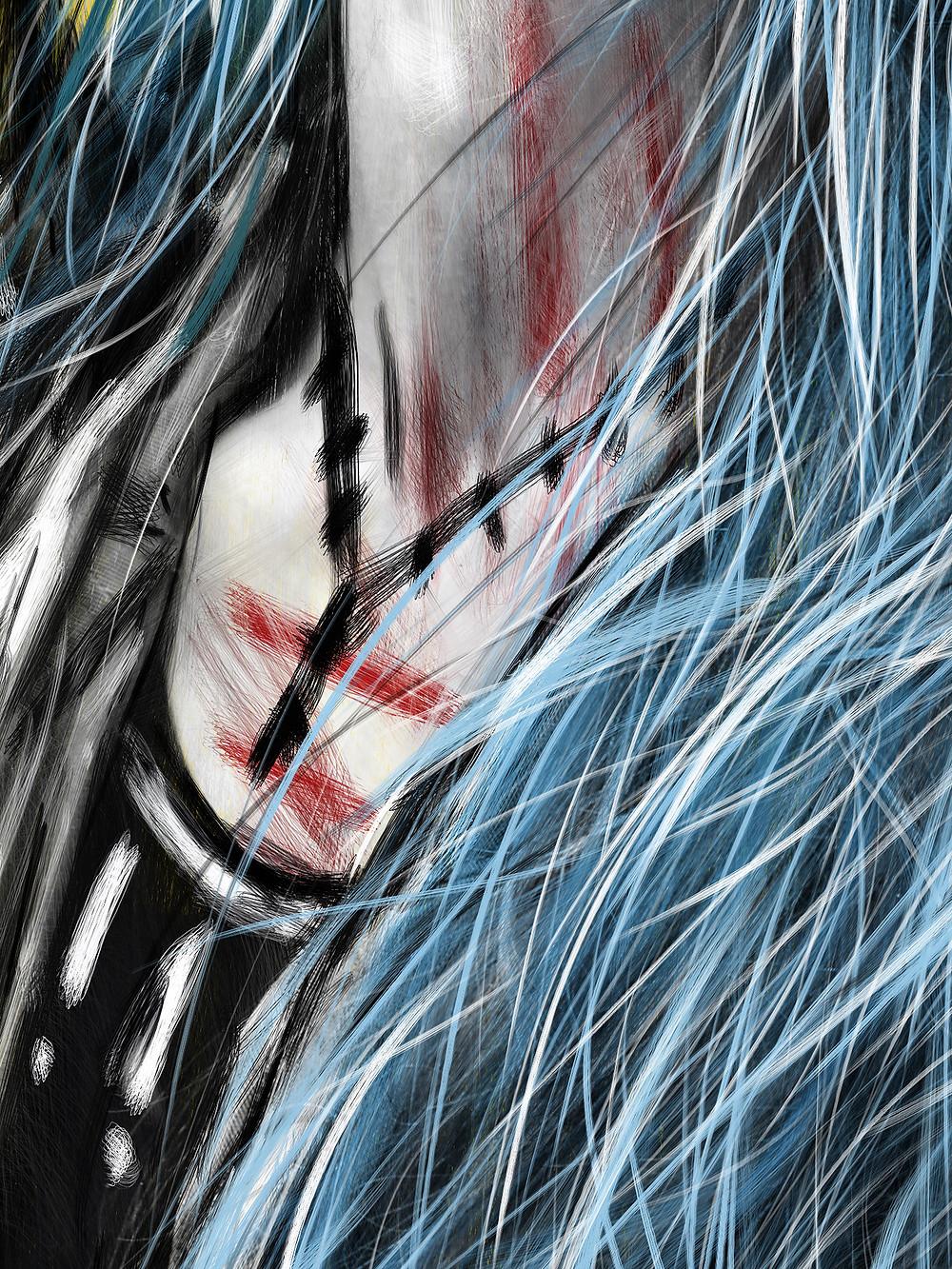 Digital Art Detail