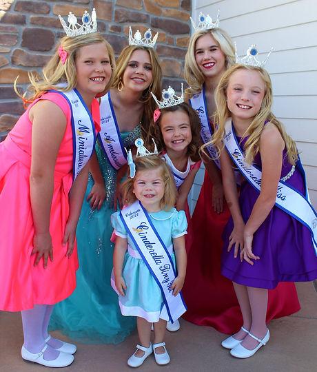 2021 Colorado State Cinderella Royalty