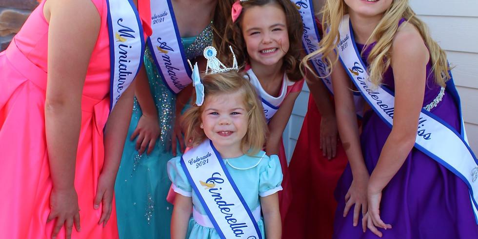 Castle Rock Cinderella Pageant