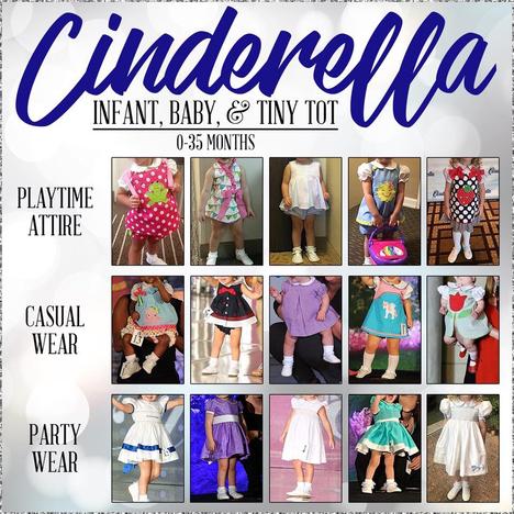 Cinderella Baby Wardrobe Example