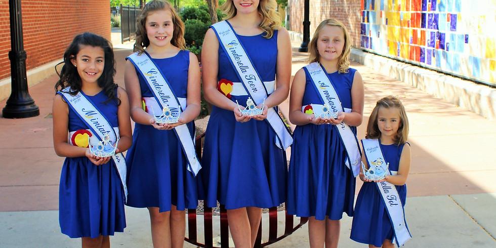 2021 Colorado State Cinderella Pageant