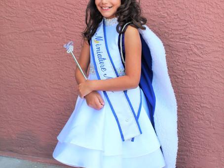 2020-2021 Colorado State Miniature Miss