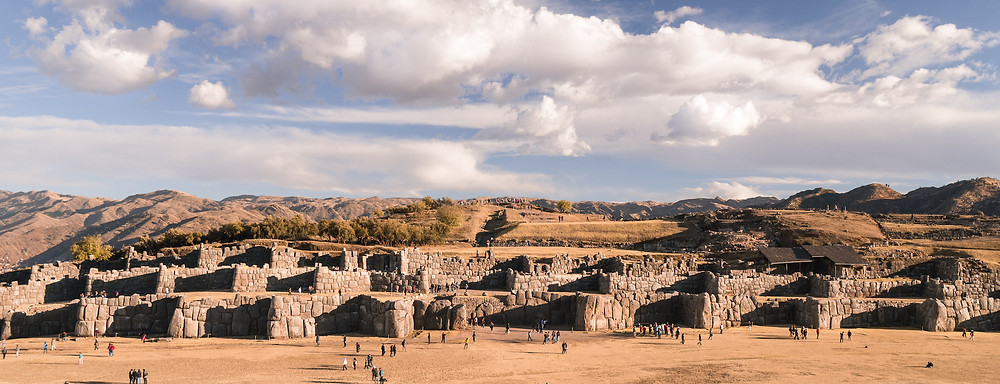 Sacsayhuamán Ruins in all their glory