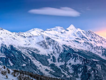 TOP 5 MUST SEE MOUNTAINS TO VISIT THIS WINTER