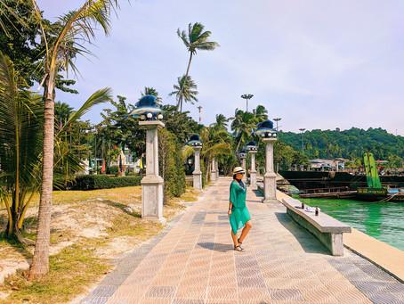 Tunics in Thailand