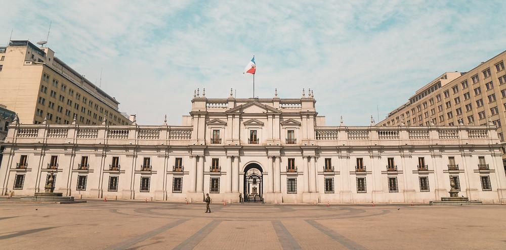 Santiago Palacio de la Moneda