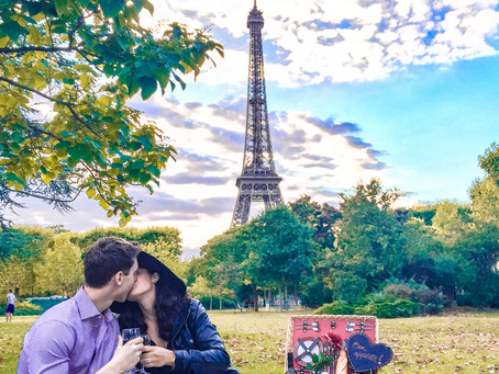 TOP 10 TIPS FOR PARIS