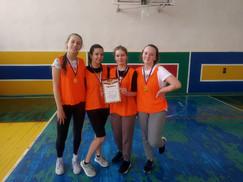 Баскетбол ШСК девушки!