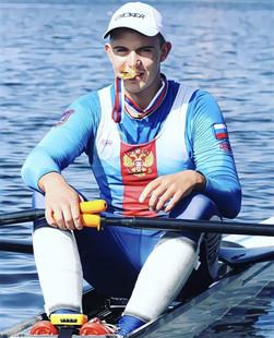 Золото первенства России 2021