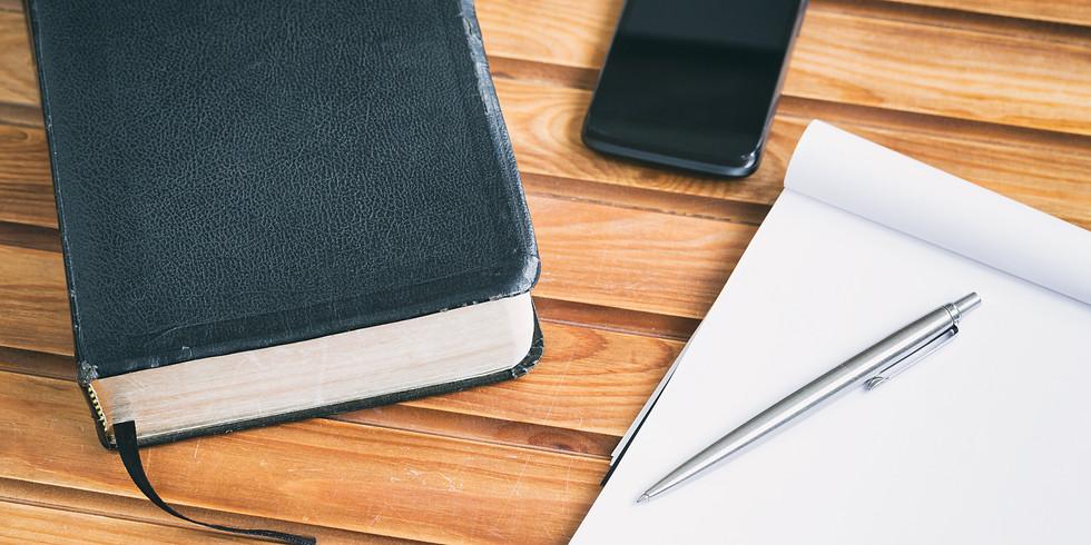 Continue Discipleship Kick-off