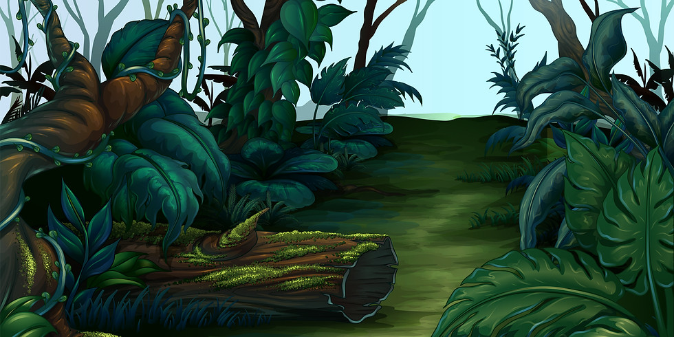 Jungle Safari-Vacation Bible School