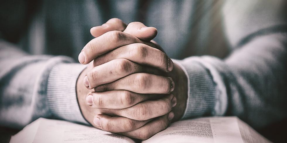 Men's Prayer and Bible Study