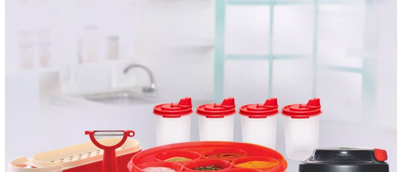 Tupperware Food Prep Set