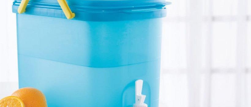 Tupperware Manual Water Dispenser 10l 1pc