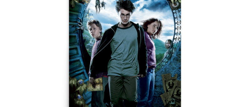 Harry Potter  Poster A4 and A3 size wall  posters Hogwarts print