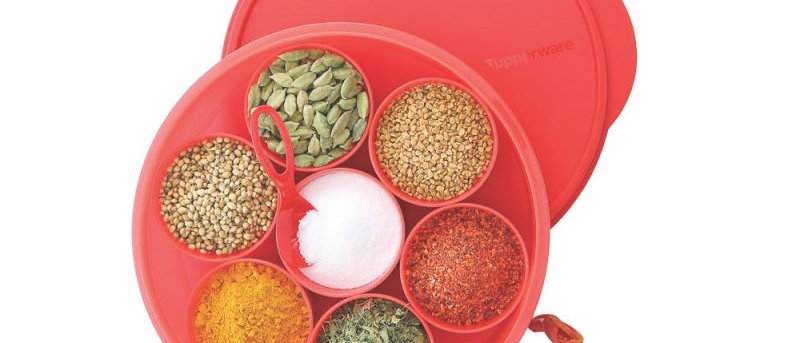 Tupperware Masala Keeper Spice It Container
